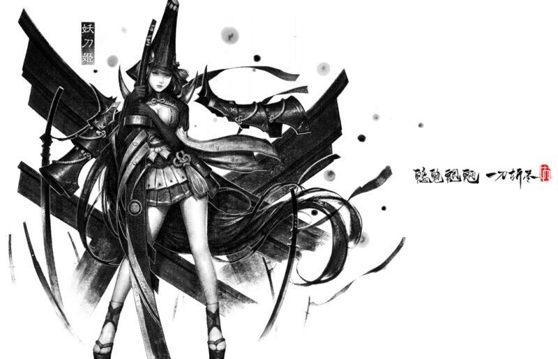 【NARAKA:BLADEPOINT】妖刀姫 使い方 評価 コンボ 武技 スキル 奥義 ウルト タレント・印 ビルド