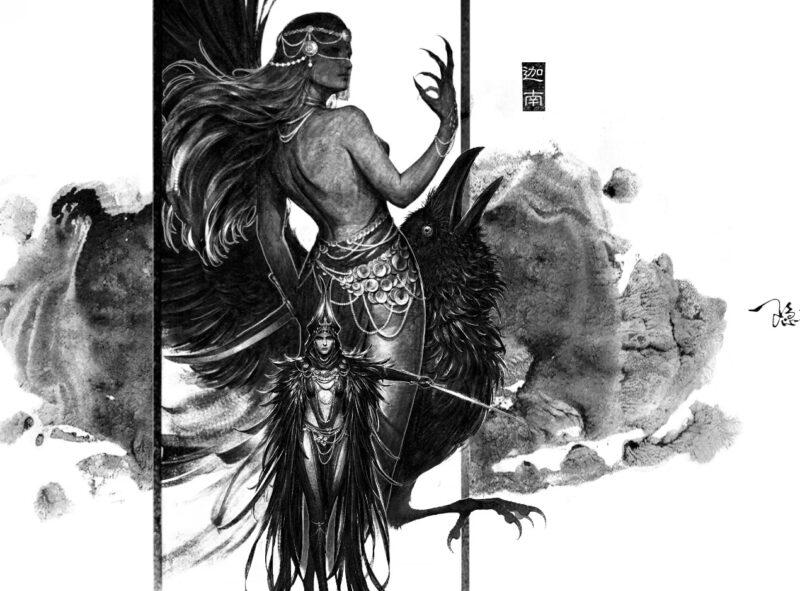 【NARAKA:BLADEPOINT】カナン 画像 評価 ビルド タレント タレント・印