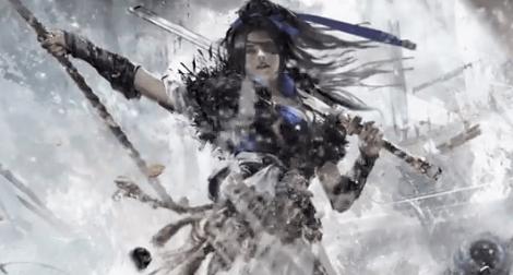 【NARAKA:BLADEPOINT】三娘 画像 公式発表